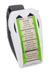 TalkTrac Wearable Communicator